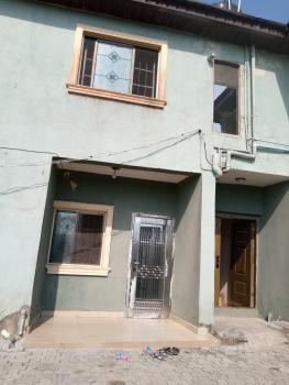 Sweet & Spacious Room & Parlor Self Contained, Alashela Estate, Ogombo, Ajah, Lagos, Mini Flat for Rent