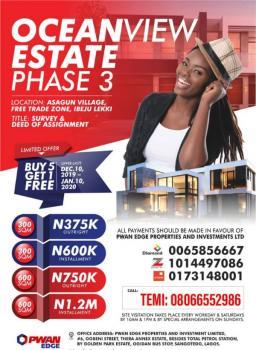 Oceanview Estate Phase 3, Ibeju-lekki, Asegun, Ibeju Lekki, Lagos, Mixed-use Land for Sale