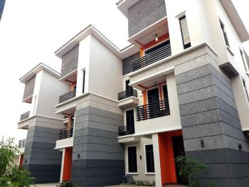 Modern 4-bedroom Terrace House with Integrated Facilities -cornerpiece, Thomas Estate, Ajah, Lagos, Terraced Duplex for Sale