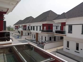a Brand New Luxury 4bedroom Semi Detached Duplex with a Room Bq, Chevron, Chevy View Estate, Lekki, Lagos, Semi-detached Duplex for Sale