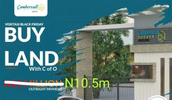Estate Land for Sale with C of O Dry, Abijo Gra 3minutes Away From Shoprite, Sangotedo, Ajah, Lagos, Residential Land for Sale