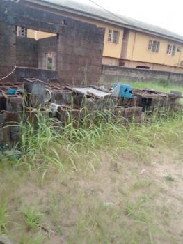 a Plot of Land, Omo Onile Junction, Near K Farm Estate Obawole, Ogba, Ikeja, Lagos, Residential Land for Sale