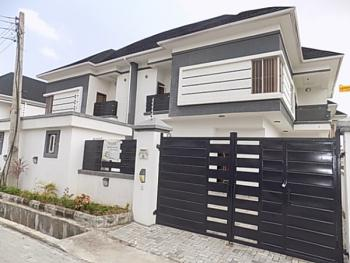 Nicely and Neatly Built 4 Bedroom Semi Detched Duplex with Bq, Fitted Kitchen,spacious Compound, Gas Cooker,in a Gated Estate, Ologolo, Jakande, Lekki, Lagos, Semi-detached Duplex for Rent