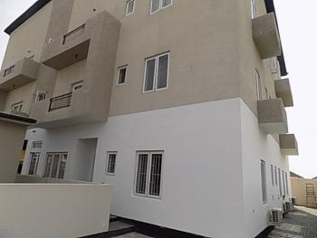 3 Bedroom Flat with Self Compound, Fitted Kitchen, Gas Cooker, Heat Extractor,washing Machine, Ac in All Rooms & Sitting Room, Ologolo, Jakande, Lekki, Lagos, Flat for Sale
