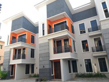 Luxury 4bedroom Massively Sized Maisonnette with Bq, Abraham Adesanya Estate, Ajah, Lagos, Terraced Duplex for Sale