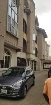Serviced 3 Bedroom Flat with a Room Bq, Adefowupe Street, Ilupeju Estate, Ilupeju, Lagos, Flat / Apartment for Rent