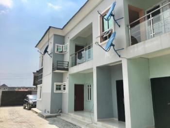 Brand New 3 Bedroom Flat (self Serviced), Ologolo, Lekki, Lagos, Flat for Rent