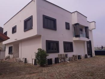 7 Bedroom House with 2 Room Bq, Pool, Waterfront View on 1050sqm, Vgc, Lekki, Lagos, Detached Duplex for Sale