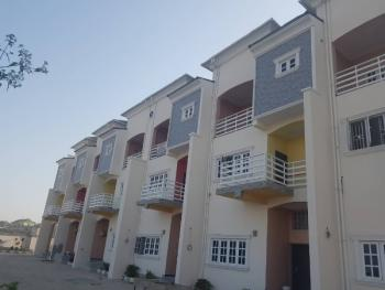 Serviced and Tastefully Finished 3bedroom Terraced House with a Room Servant Quarters, Guzape District, Abuja, Terraced Duplex for Rent