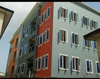Tastefully Finished 3 Bedroom Flat at Sabo Yaba, Off Montegomery Road Yaba, Sabo, Yaba, Lagos, Office Space for Rent