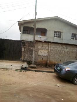New Massive 3bedroom Up with Regular Power Supply, Irepo Estate Ikotun Igando Road Bakare Bus Stop, Ikotun, Lagos, Flat for Rent