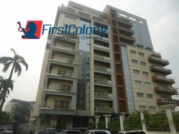 Furnished, Fully Serviced Luxury 3 Bedroom Apartment, Off Adeola Odeku Way, Victoria Island (vi), Lagos, Flat for Rent
