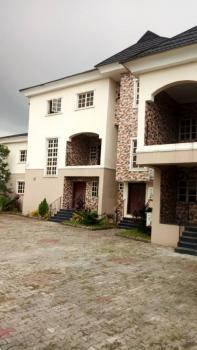 Exotic Finished & Serviced 5 Bedroom Semi-detached Duplex with 1 Rm B.q, Off Babalola Bustop, Freedom Road, Itedo, Lekki Phase 1 Extension, Lekki Phase 1, Lekki, Lagos, Semi-detached Duplex for Rent