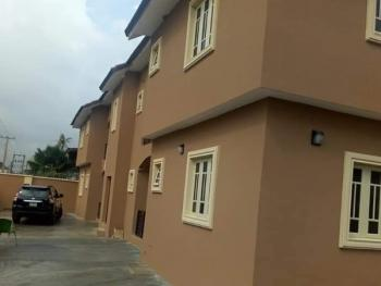 a Block of 4 Units of 3 Bedroom Flat, Akowonjo, Alimosho, Lagos, Block of Flats for Sale