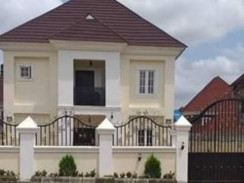 a Well-built 4 Bedroom Detached Duplex with Attached Bq, Lugbe District, Abuja, Detached Duplex for Sale