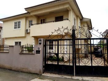 5bedroom Duplex Located in a Serene Area of an Estate in Gbagada, Ifako, Gbagada, Lagos, Detached Duplex for Rent