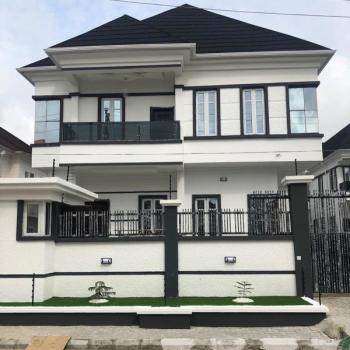 Lovely 5 Bedroom Fully Detached Duplex with Bq, Ikate Elegushi, Lekki, Lagos, House for Sale