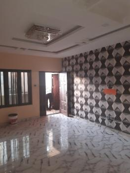 Super Clean 3 Bedroom Upstairs, Olokonla, Ajah, Lagos, Flat for Rent
