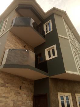 4 Bedroom with a Room Bq Semi Detached Duplex, Magodo Gra Oko Filling, Gra, Magodo, Lagos, Semi-detached Duplex for Sale