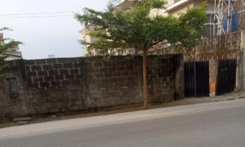 2500sqm Fenced Vacant Land Plot on Prime Location for Commercial Use, Victoria Island (vi), Lagos, Commercial Land for Sale