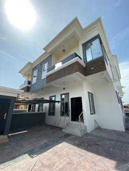 for Sale 4bedroom Semi Detached Duplex Beautiful Facade & Luxuriously Finished with Exquisite Designs, Move-in-ready 4bedroom Semi Detached Duplex Beautiful Facade & Luxuriously Finished with Exquisite Designs, Cctv, Jacuzzi, in Sound System, Ikota Villa Estate, Lekki, Lagos, Semi-detached Duplex for Sale