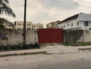 Plot Measuring 1,100sqms, Admiralty Road, Lekki Phase 1, Lekki, Lagos, Mixed-use Land for Sale