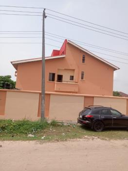 4 Nos 3 Bedroom Terraces with a Penthouse, Pretty Close to Pavilion Hotel, Ologolo, Lekki, Lagos, Terraced Duplex for Rent