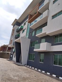 Newly Built Ane Exquisitely Finished 3 Bedroom Luxury Apartment with a Room Bq,fitted Kitchen,etc., Richmond Gate Estate, Ikate Elegushi, Lekki, Lagos, Flat for Rent