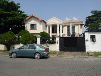 Waterfront Property on 1100sqm, Vgc, Lekki, Lagos, Detached Duplex for Sale