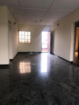 Spacious and Decent 3bedroom Apartment, Fola Agoro, Yaba, Lagos, Flat for Rent