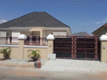 Brand New 3 Bedroom Bungalow with 2 Bedrooms Bq, Gwarinpa, Abuja, Detached Bungalow for Sale