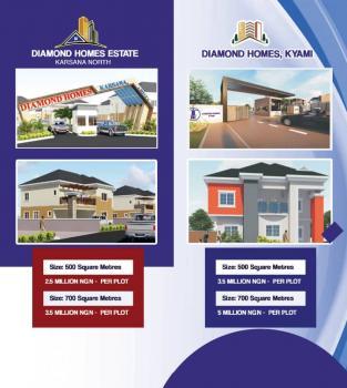 Diamond Home Estate, Behind Nipco Filling Station, Opposite Kubwa Nnpc, Karsana, Abuja, Residential Land for Sale