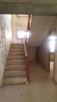 5 Bedroom Fully Detached Carcass Duplex with Bq, Bogije, Ibeju Lekki, Lagos, Detached Duplex for Sale
