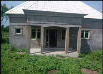 3bedrooms Bungalow, Apata Yakuba Via Kwarapoly Road, Heading to University of Ilorin Teaching Hospital., Ilorin East, Kwara, House for Sale