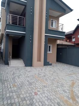 Brand New 2 Bedroom Flat, Sun View Estate After Crown Estate, Sangotedo, Ajah, Lagos, Flat for Rent