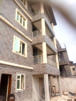 a Brand Newly Built Ensuite  Modern 3bedroom Flat, Ebute Metta East, Yaba, Lagos, Flat for Rent