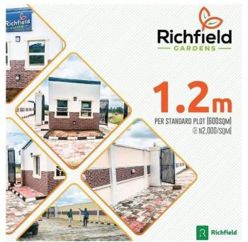 Richfield Garden Estate Land, Ita Oshin, Atan Ota, Ado-odo/ota, Ogun, Mixed-use Land for Sale