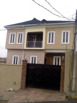 Modern 4 Bedrooms Semi-detached Duplex, Off Abayomi Owulade Street   Shagisha, Gra, Magodo, Lagos, Semi-detached Duplex for Rent