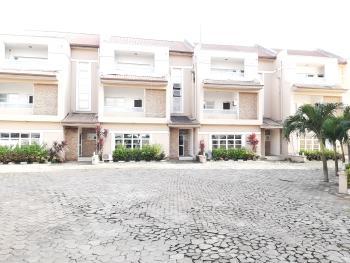 Serviced 3bedroom Terrace Duplex, Oniru, Victoria Island (vi), Lagos, Terraced Duplex for Rent