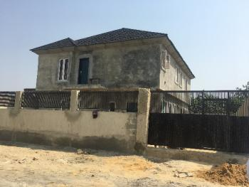 4 Bedroom Fully Detached Duplex with a Room Self-contained, Ajah, Lagos, Detached Duplex for Sale