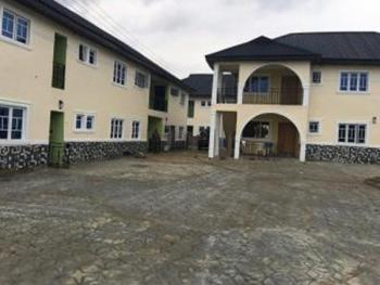 Newly Built Block of 14 Units of 3 Bedroom Flats on 4,200sqm One Acre, Challenge, Ibadan, Oyo, Block of Flats for Sale