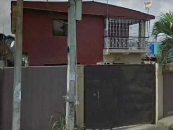 a Block of Flats Sitting on Full Plot of Land, Ogba, Ikeja, Lagos, Block of Flats for Sale
