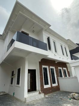 Newly Built 4  Bedroom Semi Detached Duplex with Bq, Idado, Lekki, Lagos, Semi-detached Duplex for Sale