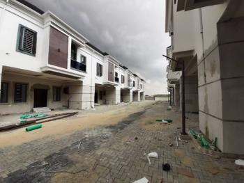 Newly Built and Serviced 4 Bedroom Terrace Duplex, Mega Chicken, Ikota Villa Estate, Lekki, Lagos, Terraced Duplex for Sale