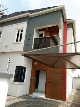 Luxury 4 Bedroom Semi Detached with Bq, Bera/ Chevy View Estate, Lekki, Lagos, Semi-detached Duplex for Sale