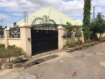 Exquisite 3 Bedroom Bungalow with One Bedroom Flat Bq, Gwarinpa, Abuja, Detached Bungalow for Sale