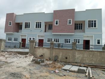 Luxury 3 Bedroom Terraced Duplex  and Bq, Amen Estate Phase 2, Eleko, Ibeju Lekki, Lagos, Terraced Duplex for Sale