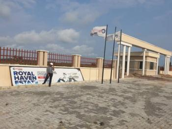 Estate Land for Sale in  Ajah C of O, 4minutes Away From Business School and Shoprite, Sangotedo, Ajah, Lagos, Residential Land for Sale