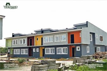Eligantly Finished 2 Bedroom Terrace Duplex Plus a C of O, Oribanwa, Ibeju Lekki, Lagos, Terraced Duplex for Rent