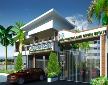 Own a 4 Bedroom Terraced Duplex (all Rooms Ensuite), After Awoyaya, Lekki Peninsula, Oribanwa, Ibeju Lekki, Lagos, Terraced Duplex for Sale